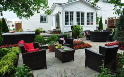 Incluez un patio à votre aménagement extérieur