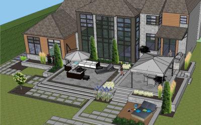 Les avantages d'un architecte de paysage pour votre futur jardin