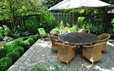 5 idées pour l'aménagement paysager de votre petite cour arrière
